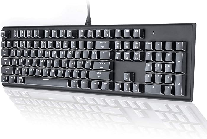 Top 9 Mechanical Keyboard Apple Compatible