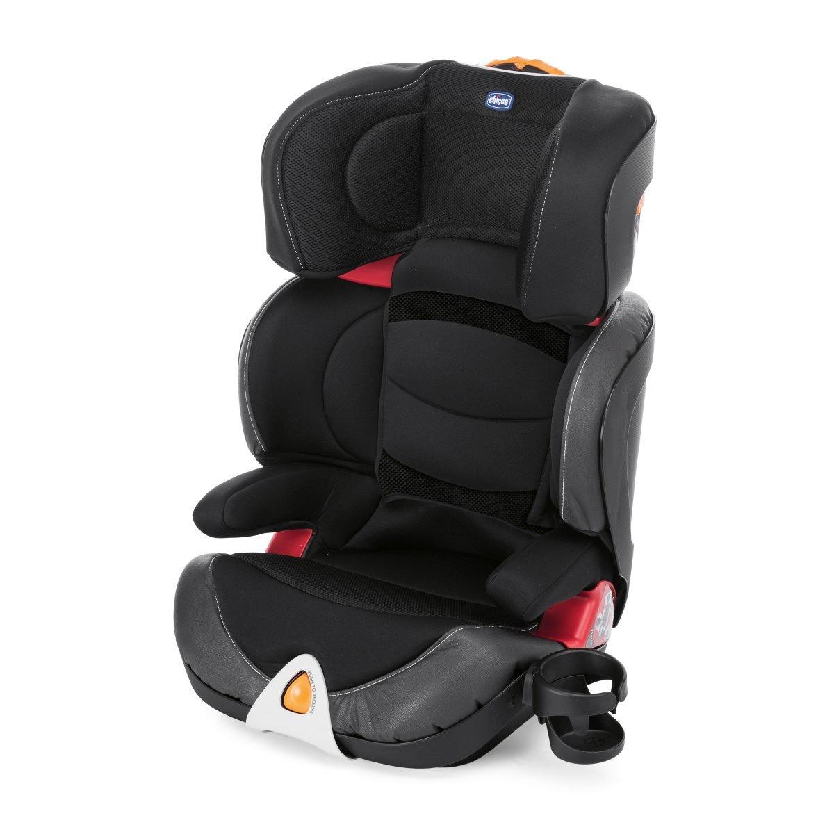Chicco 08079158510000 Kinderautositz Oasys Evo Größe 2-3, schwarz Artsana Germany GmbH