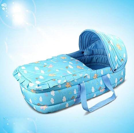 Canasta Para Bebe Recien Nacido.Dafrew Cesta Para Bebe Cesta De Cuna Portatil Coche Bebe