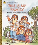 img - for This Is My Family (A Little Golden Book) book / textbook / text book