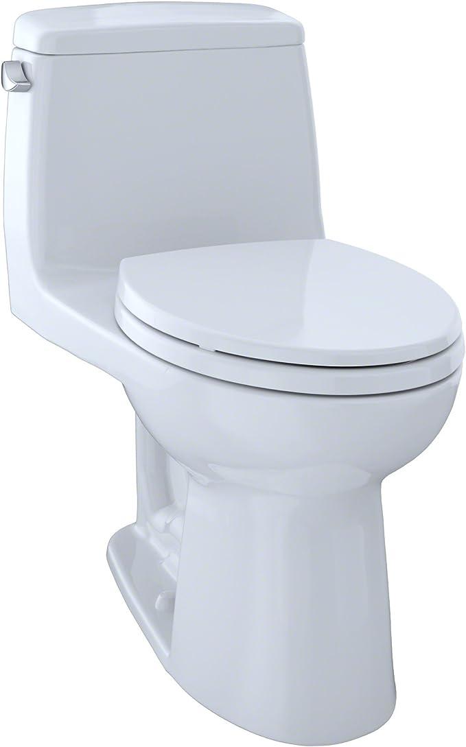 TOTO MS854114E#01 Eco Ultramax Toilet