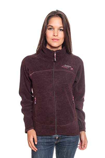 Geographical Norway - Chaqueta - para mujer marrón 36