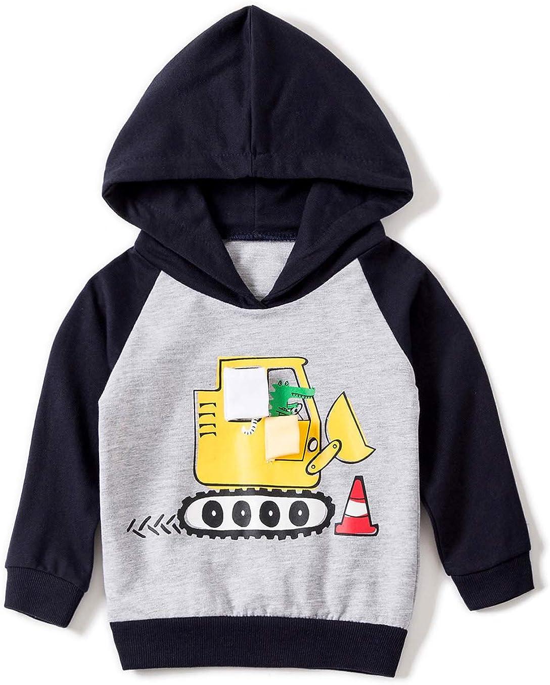Amazon.com: MINILOVE niños camión de bomberos bordado Denim ...