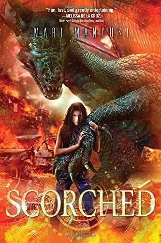 Scorched (Scorched series) by Mari Mancusi (2014-08-05)