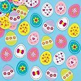 Uova di Pasqua Adesive in Feltro (confezione da 64)