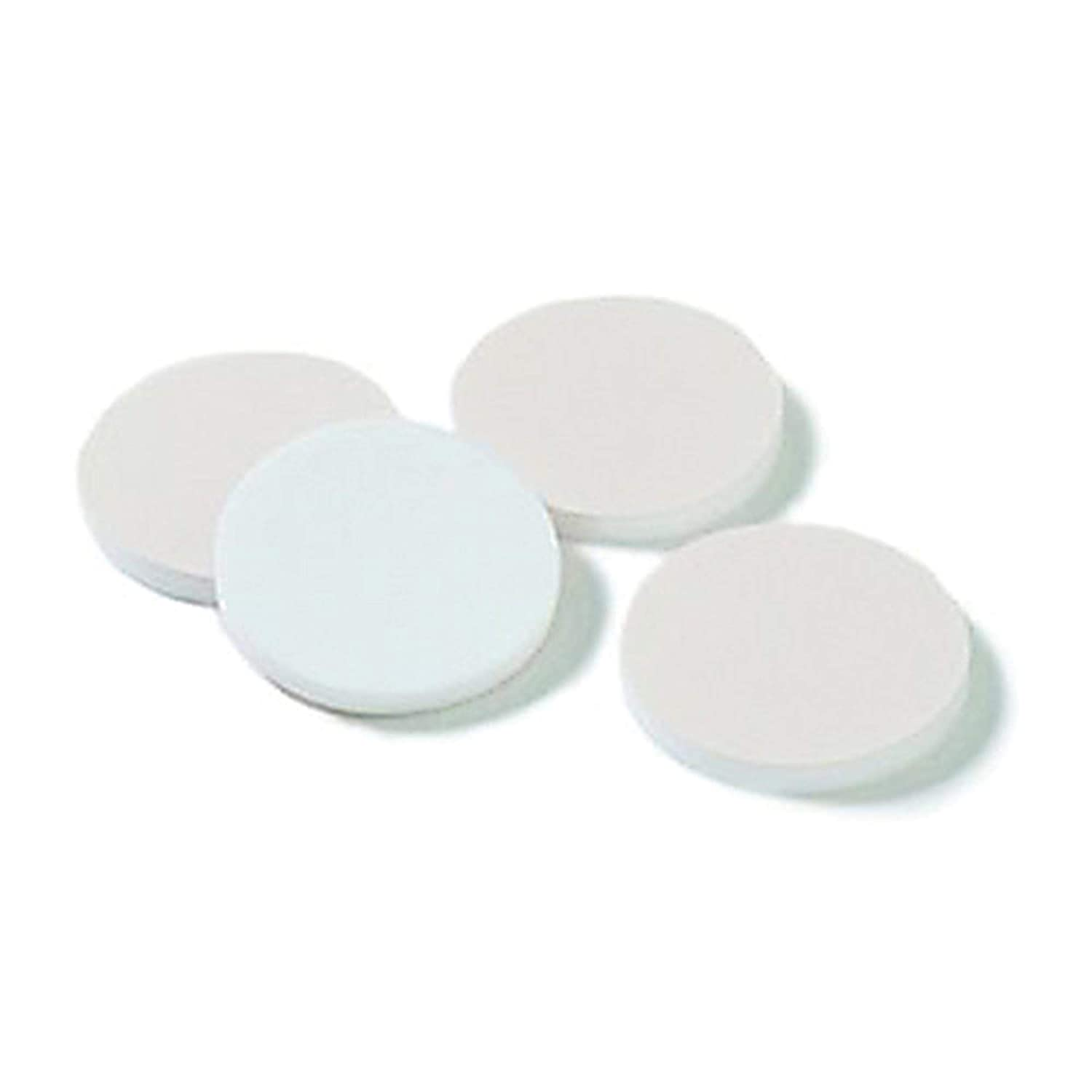 Millipore Sigma 23193-U Septa for Use with 20 Tan PTFE//Silicone 0.125 Thickness 22 mm Diameter Pack of 100 40 or 60 ml Vial