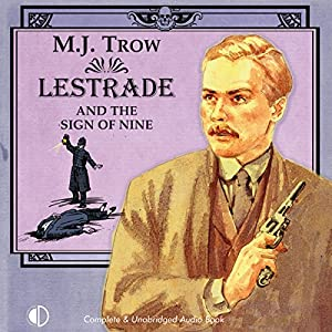 Lestrade and the Sign of Nine Audiobook