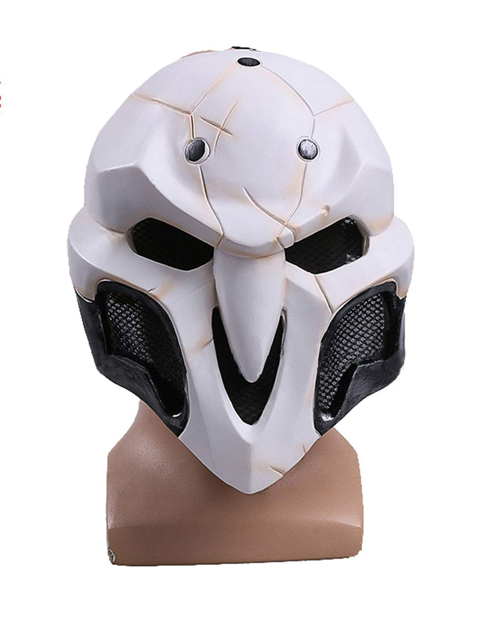 JTWJ Tod Helmmaske Halloween Maske Requisiten cos