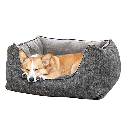 Cama perro XL, sofá ortopédico de cojín Personalizado Grueso ...