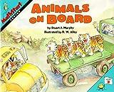 Animals on Board, Stuart J. Murphy, 0064467163