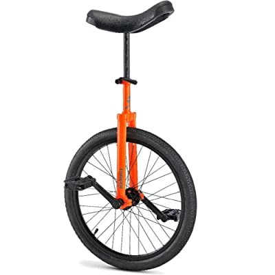 Torker Unistar CX Unicycle 20 Orange : Sports & Outdoors