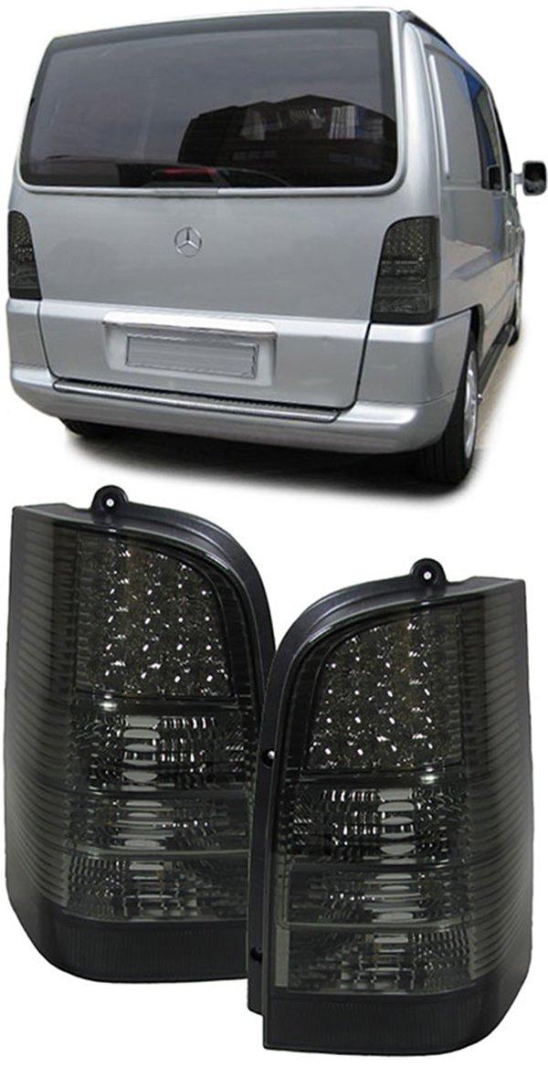 LED Rü ckleuchten schwarz Carparts-Online GmbH