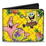 Buckle-Down Bifold Wallet SpongeBob