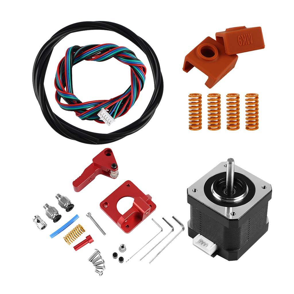 B Baosity Kit de Actualización de Impresora 3D Extrusora de Doble ...
