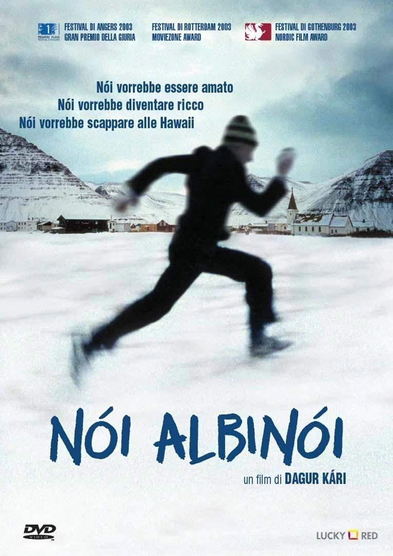 Noi Albinoi (Dvd): Amazon.it: Tómas Lemarquis, Thröstur Leo ...