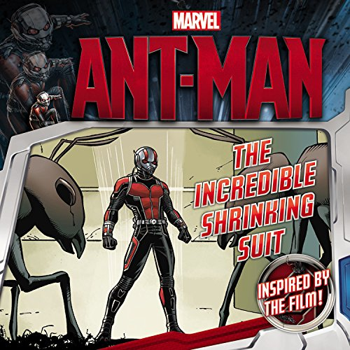 Marvel's Ant-Man: The Incredible Shrinking Suit