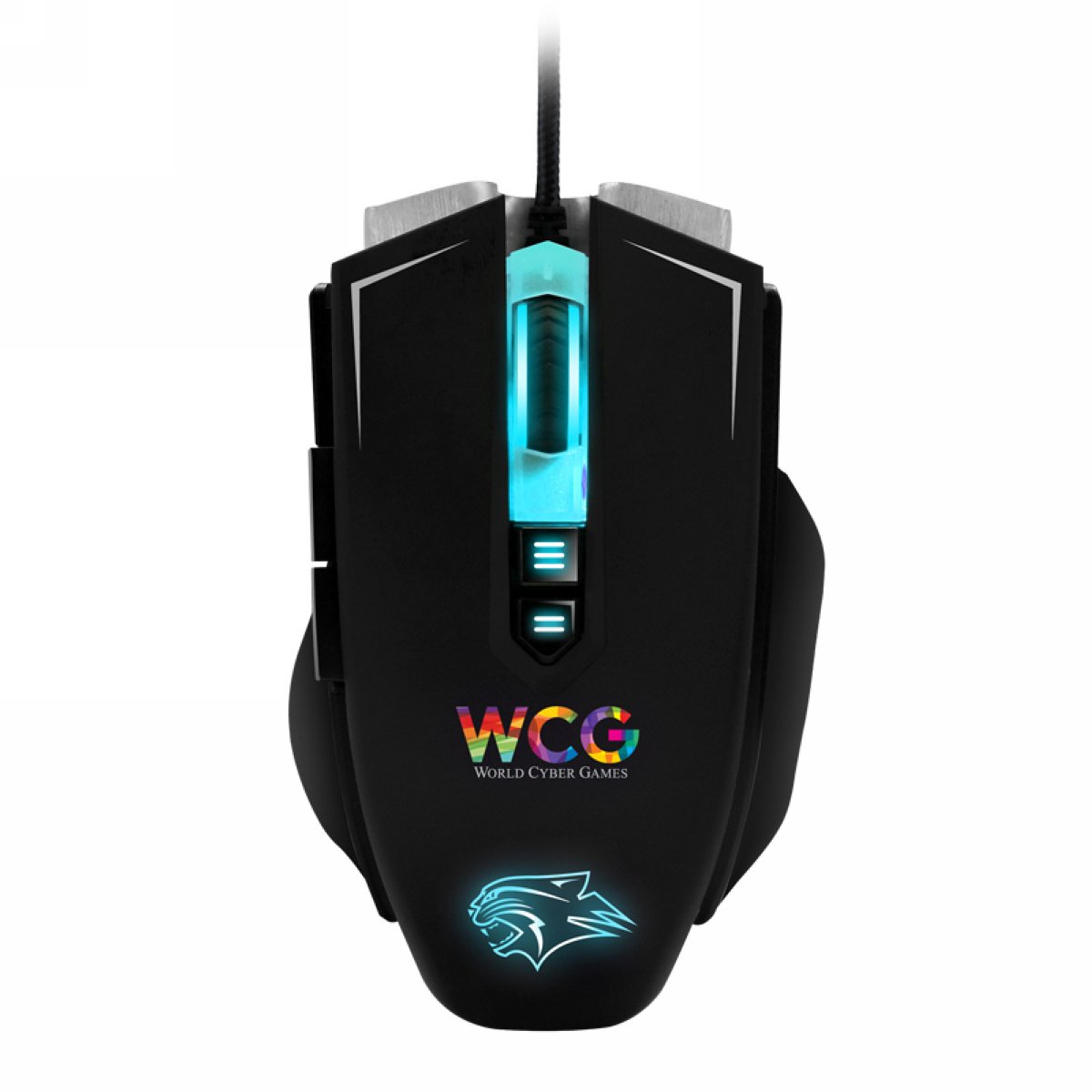 Mouse Gamer : Happy Deals 20% Off Optico Con cable 7 Botones