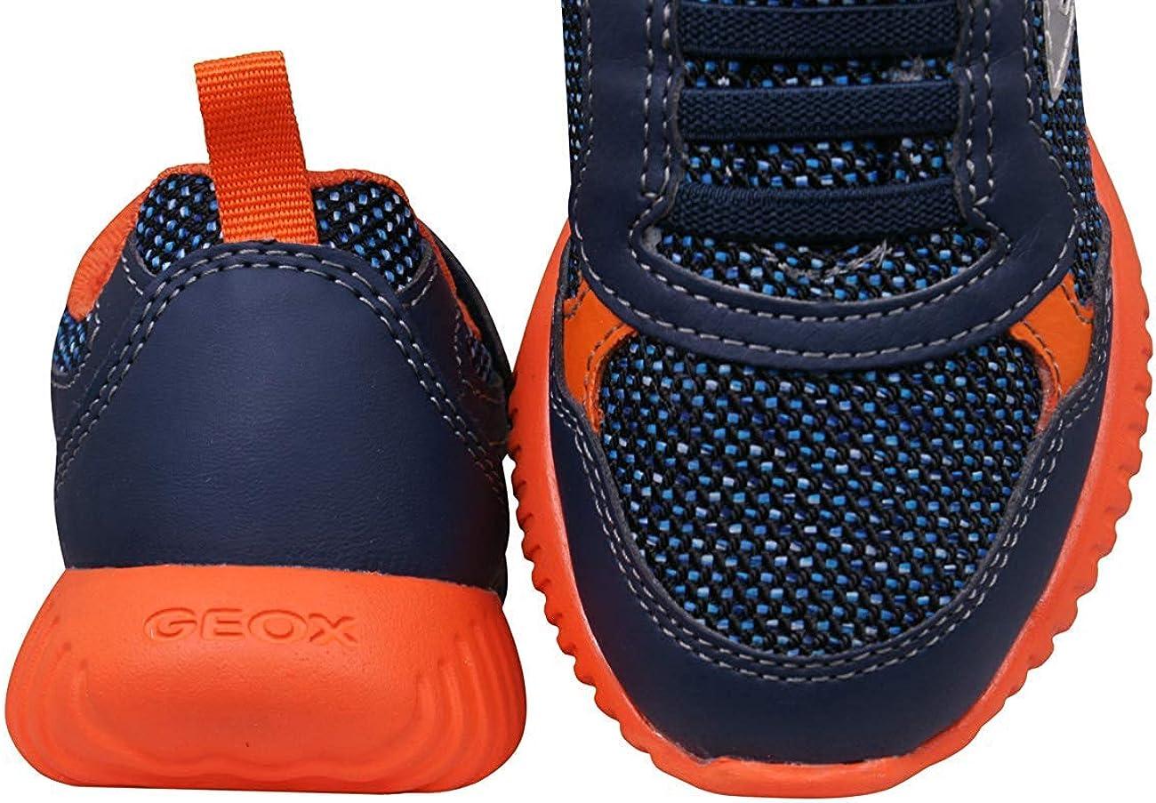 Eficiente soplo Reembolso  Zapatillas para Niños Geox J Djrock Boy B Zapatos Zapatos para niño
