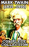 img - for Mark Twain Books: Complete Lifetime Collection (Unabridged) book / textbook / text book