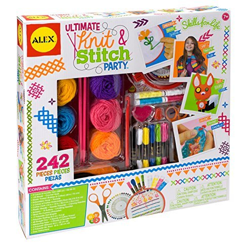 producto de calidad ALEX Toys Craft Ultimate Knit & Stitch Party by by by ALEX Toys  Compra calidad 100% autentica