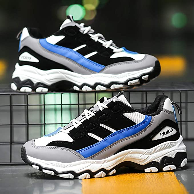 Amazon.com: Sharemen Outdoor Sports Shoes, Colorful Casual Shoes Old Shoes Non-Slip Wear-Resistant Mens Shoes(Red,US:7): Clothing