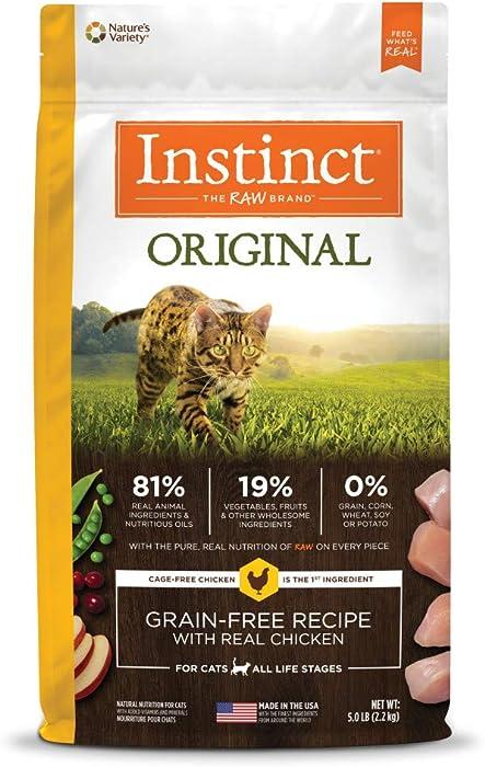 Top 10 Grain Free Dry Cat Food Friskies