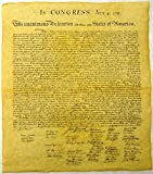 Declaration of Independence (23 X 29)