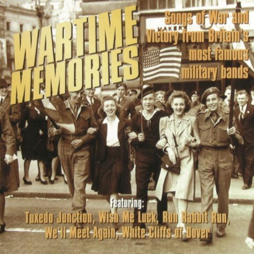Great War Melodies: Goodbye Dolly Gray; Pack Up Your Troubles In Your Old Kit Bag; It's A Long Way To Tipperary; The Quartermaster's Stores; We're Gonna Hang Out The Washing On The Siegfried Line
