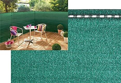 Intermas - Malla Ocultación Verde 2X5 Supratex: Amazon.es: Bricolaje y herramientas