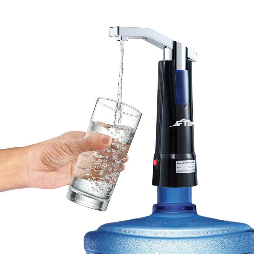 Dispenser de Agua Electrico para Bidon FTL