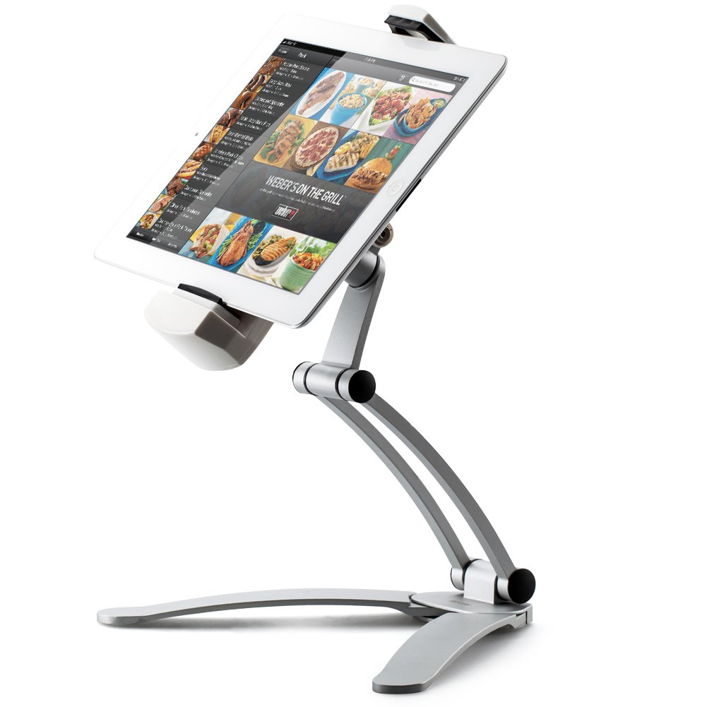Amazon.com: Kitchen Tablet Mount Stand iKross 2-in-1 Kitchen Wall ...