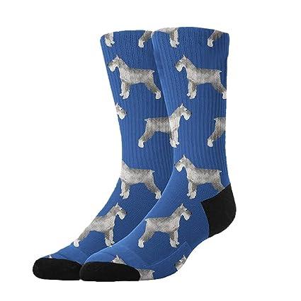 Footprint Unisex Funny Casual Crew Socks Athletic Socks For Boys Girls Kids Teenagers
