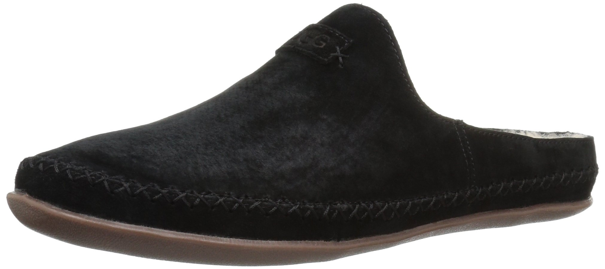 UGG Women's Tamara Snow Suede, Black, 8 M US