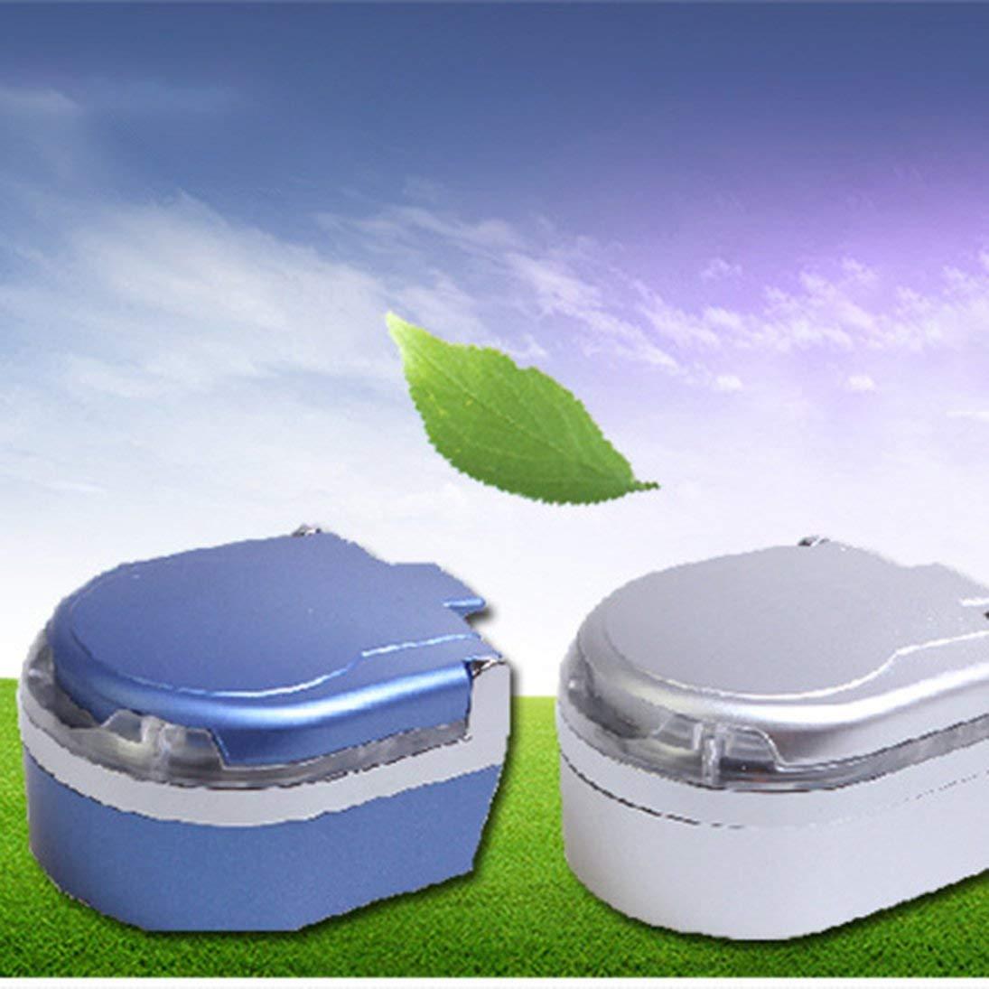 Posacenere Portatile per Sigarette Posacenere Senza Fumo Accessori per Accessori con Nastro a LED