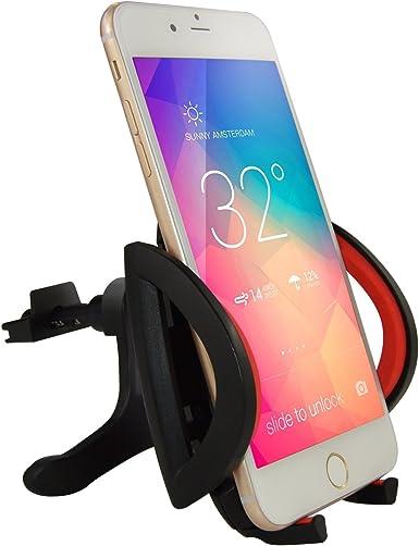 KUCHANG Universal Smartphone car air vent mount holder cuna con un ...