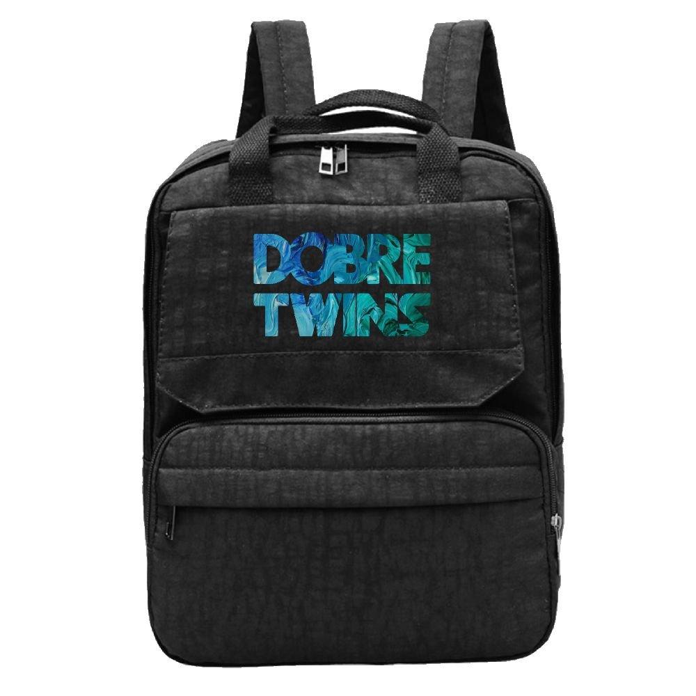 55762723e5 Andra M. Ladd DOBRE Logo Funny Oxford Cloth Shoulder Bag Backpack delicate