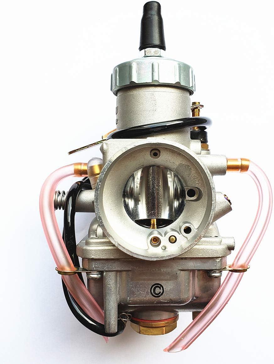 Maple leave 32mm Carburetor For Replace 42-6010 13-5003 VM32-33 Mikuni VM Series Round Slide Spigot Carburetor
