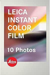 Leica Sofort Color Film Pack (19551)