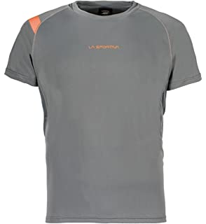 ee3471bb6d3141 La Sportiva Men s Motion T-Shirt - Mountain Trail Running T-Shirt for Men