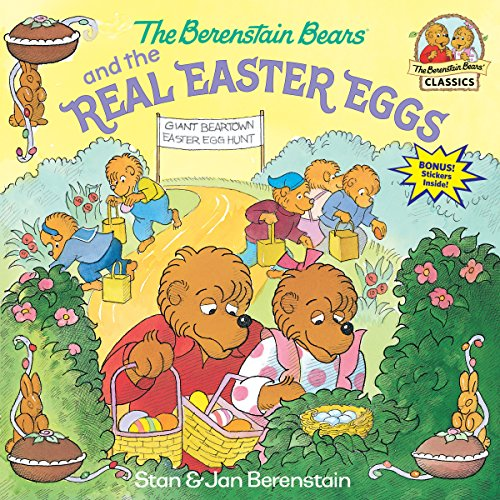 Babys Easter Eggs - The Berenstain Bears and the Real Easter Eggs