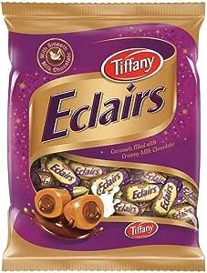 Tiffany Eclairs Chocolate - 250 g