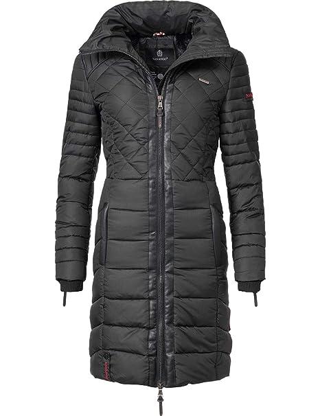 save off 13840 7932b Navahoo Damen Winter-Mantel Steppmantel Ronin 5 Farben XS-XXL