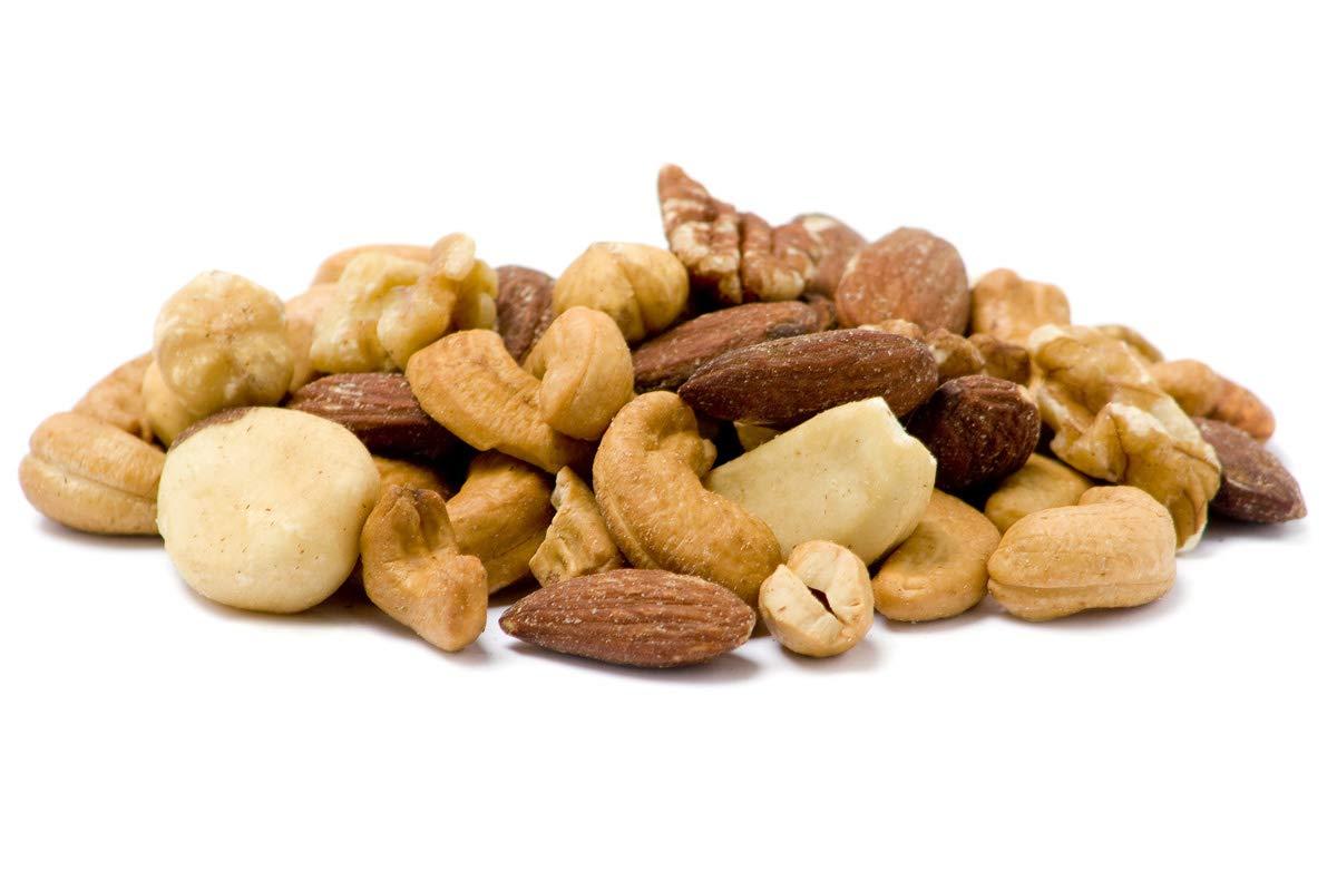 Sinceramente Nueces de mezcla de frutos secos sin sal (sin ...
