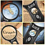 Magnifying Glass with Light, BUSATIA LED