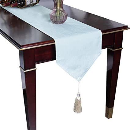 Charmant LAVIN 13 X 72 Inch Table Runner With Tassels Fit Rectangle And Round Table  Decorations For