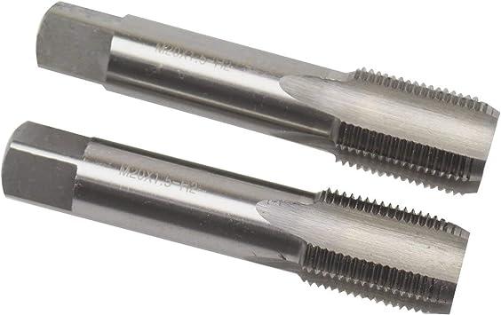 1pc HSS M14 X 1.5mm Plug Left Tap and 1pc M14 X 1.5mm Left Die Threading Tool