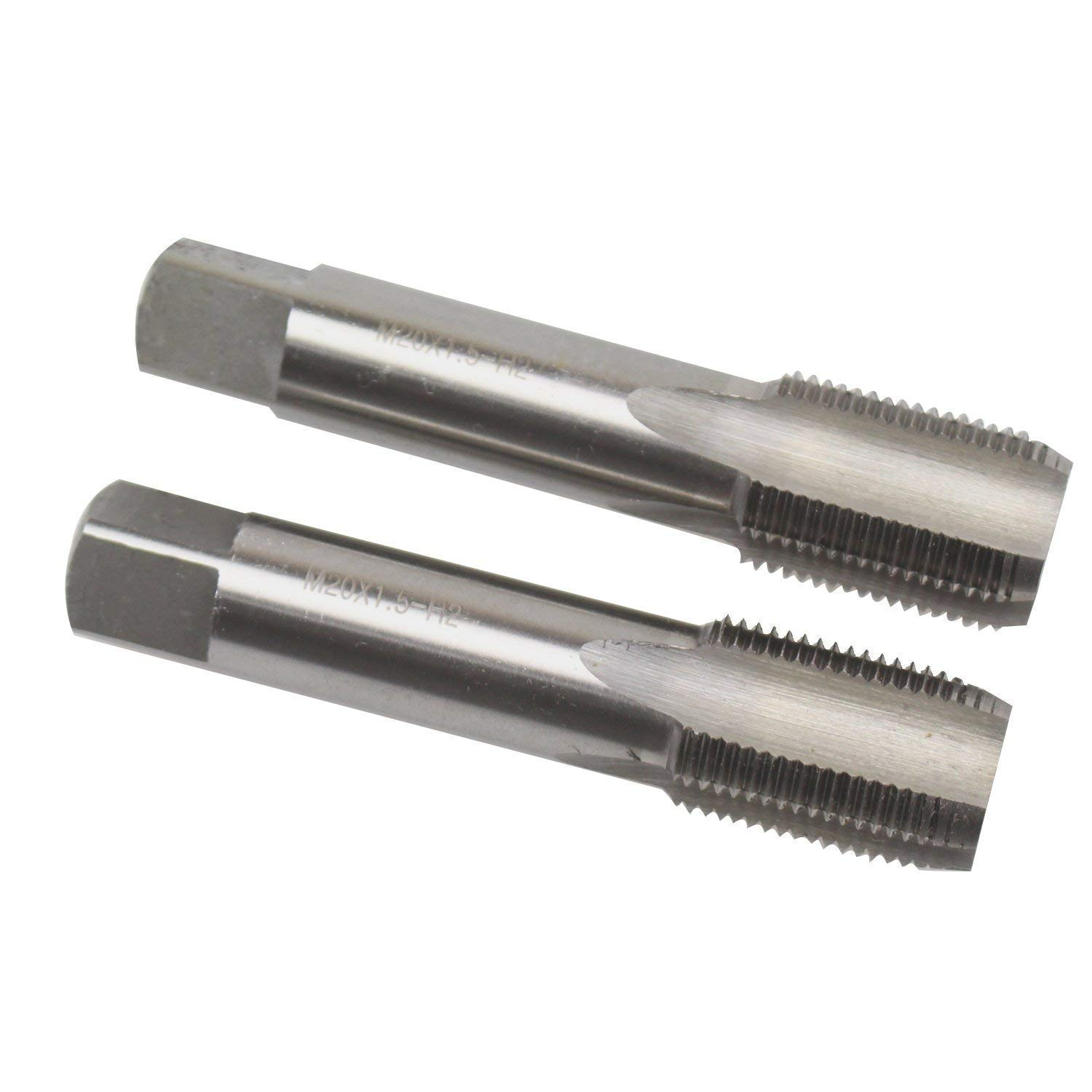 M20 X 1.5 Metric HSS Right Hand Thread Tap(2