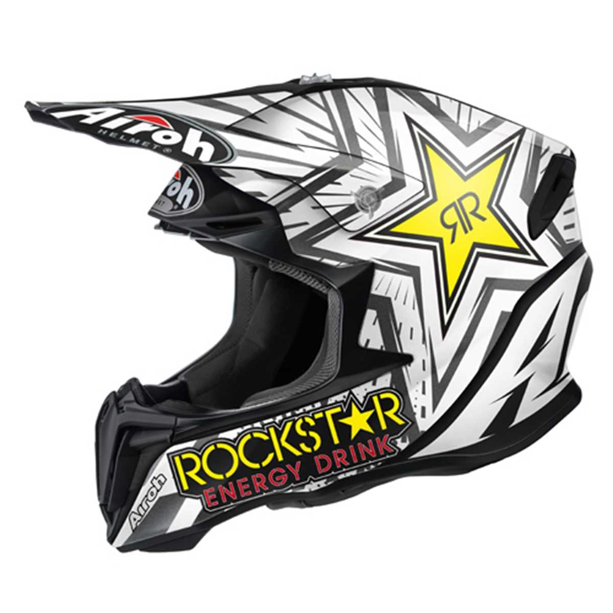 Airoh Casco Twist Rock Star - Mate: Airoh: Amazon.es: Deportes y aire libre