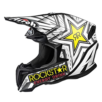 Airoh Casco Twist Rock Star – mate