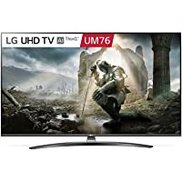 LG 55 Inch 4K UHD Smart Tv- 55UM7660PVA